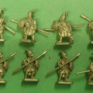 RT10 Early Janissary Spearmen