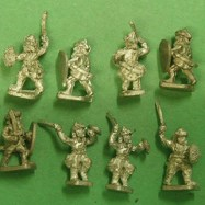 RT04 Turkish Light Infantry Swordsmen