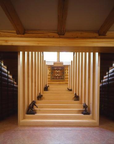 Лестница Конного Клуба