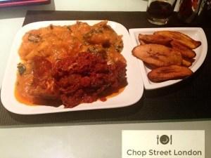 Chop Street London