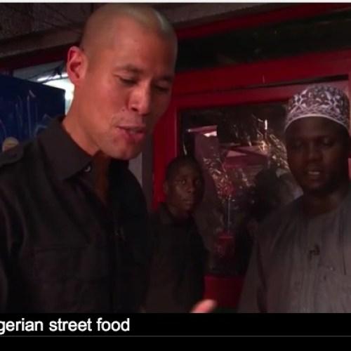 chop street food