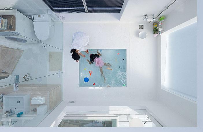 sou fujimoto house h bathroom