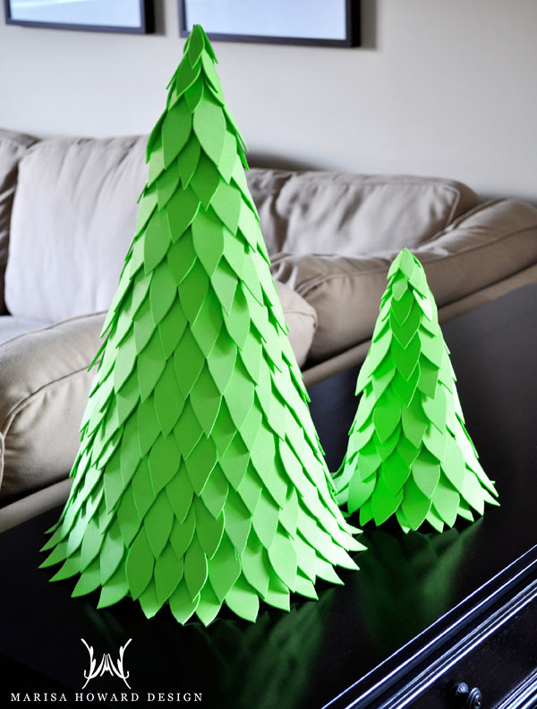 47 marisahowarddesign.com vianocny stromcek urob si sam