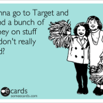 My Life In Target