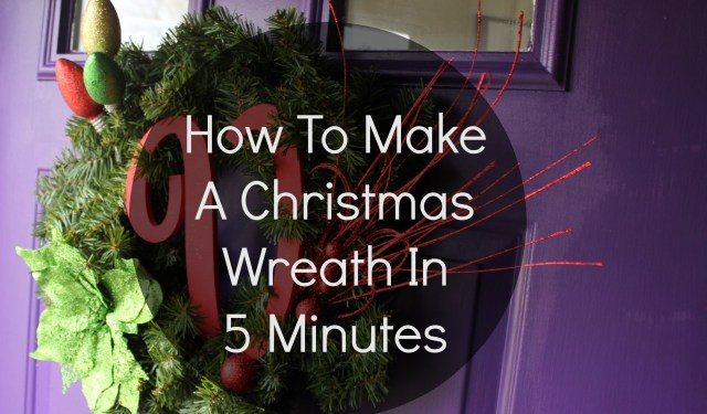 How To Wreath
