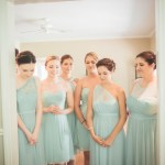 {Volpes Tie The Knot} Bridesmaids First Look