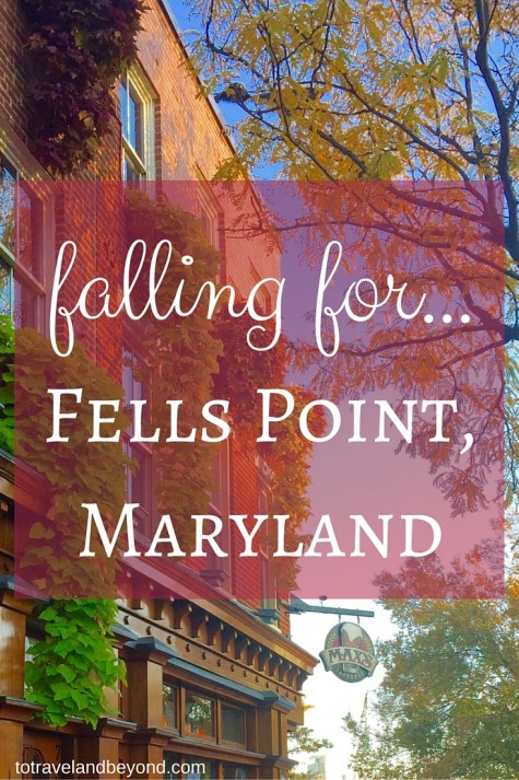 Fall in Fells Point