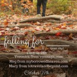 Falling For… Link-Up Announcement