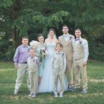 {Volpes Tie The Knot} Family Photos