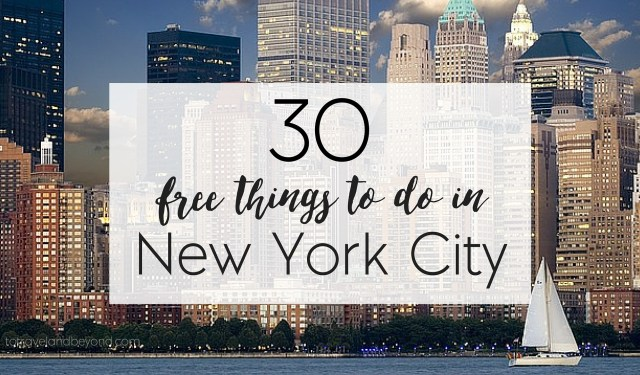 Things Do Do In New York City