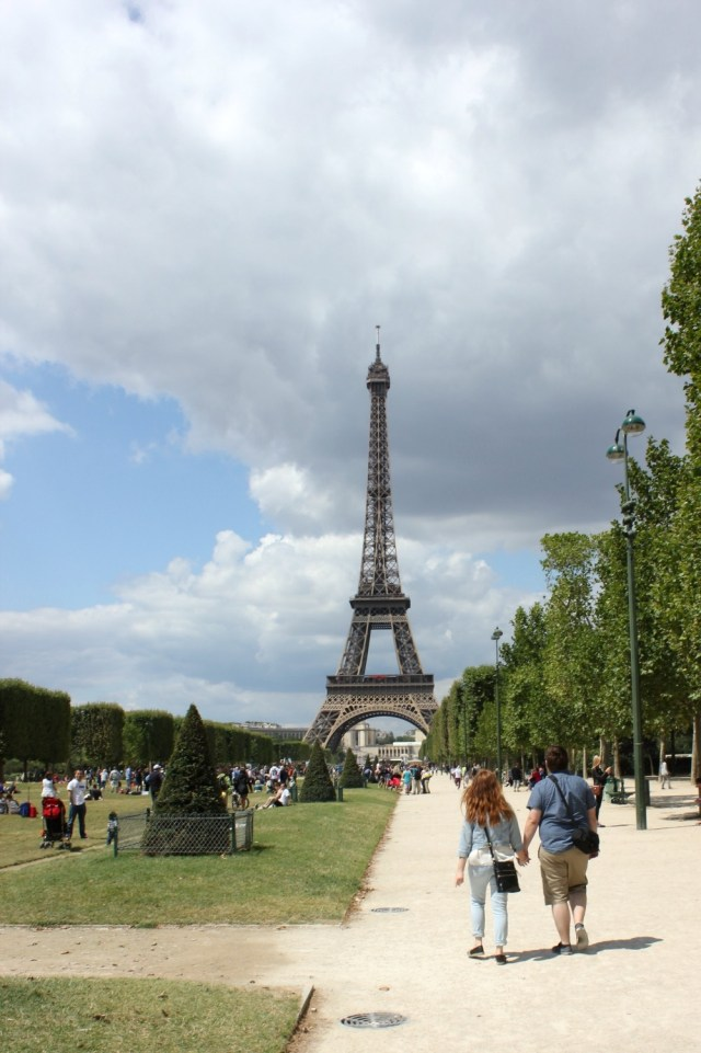 day in Paris