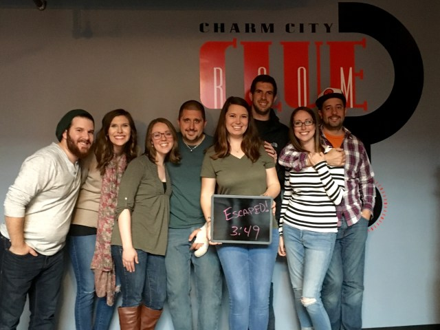 charm city clue room things to do in baltimore