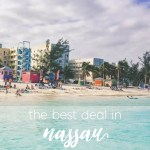 The Best Deal At The Port Of Nassau, Bahamas