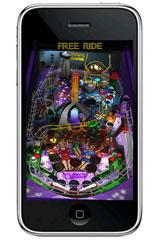 ZEN Pinball: Rollercoaster