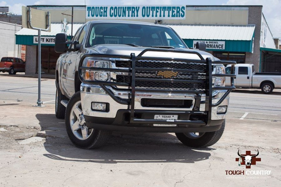 Brush Guard   Tough Country Bumpers