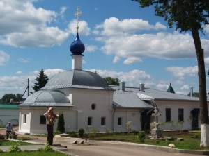 Monastère du St Théodore Tiron