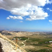 View from Herodion