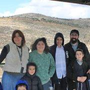 Yisroel Selwyn and family