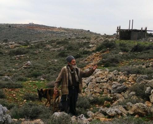 Avraham Herzlich the Jewish Shepherd