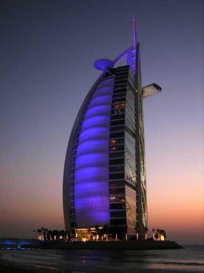 4 Nights, Dubai with Burj Khalifa and high tea at Burj al ...