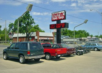 Kings Pawn Shop - Wichita Pawn Shops