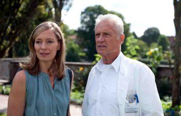Engel der Gerechtigkeit mit Katja Weitzenböck und Robert Atzorn © ZDF/Nicolas Maack