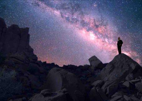 Flug zum Weihnachts-Kometen ISON © Fox International Channels/Seth Reed