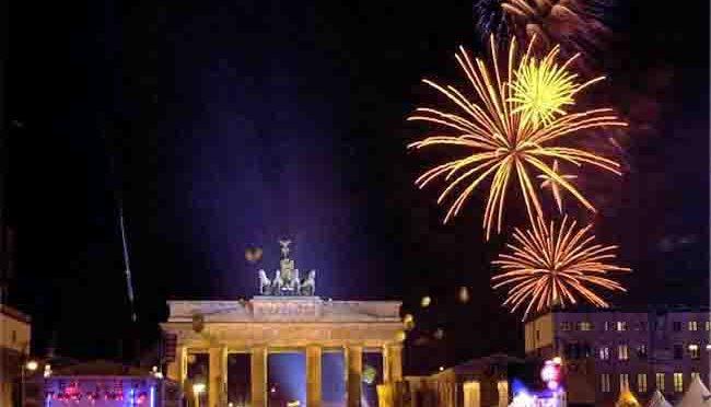 Die gröte Silvesterparty Deutschlands findet auch dieses Jahr wieder in Berlin statt. © RTL II