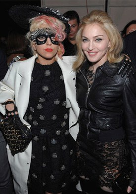 Gaga_madonna