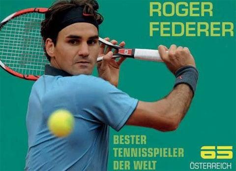 Federerstamp