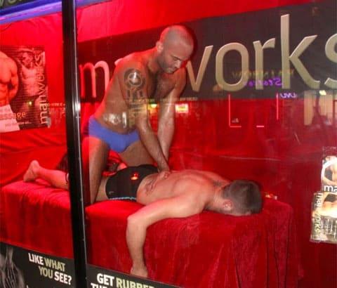 Eroticmassage