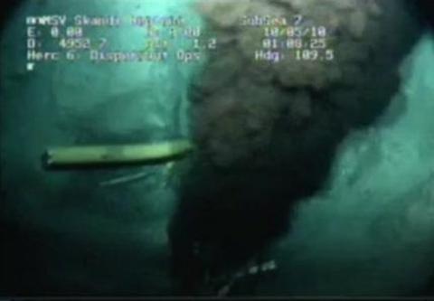 Deepwaterspill