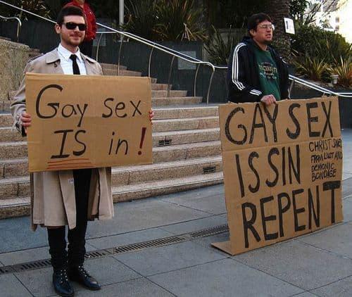 Gaysexisin