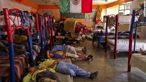 Mexican Migrant Shelter