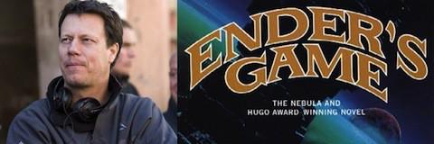 Gavin Hood Ender's Game