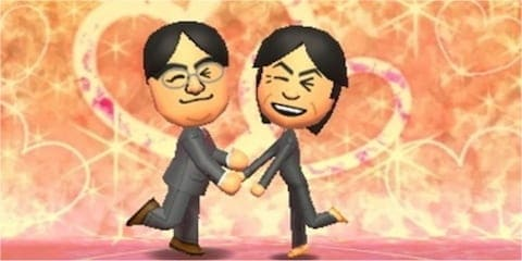 Tomodachi Life Same Sex couple