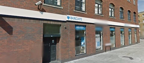 Barclays bank whitechapel london
