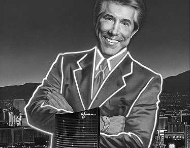 Steve Wynn looms over our artistic endeavours