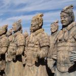 The Terracotta Warriors in China