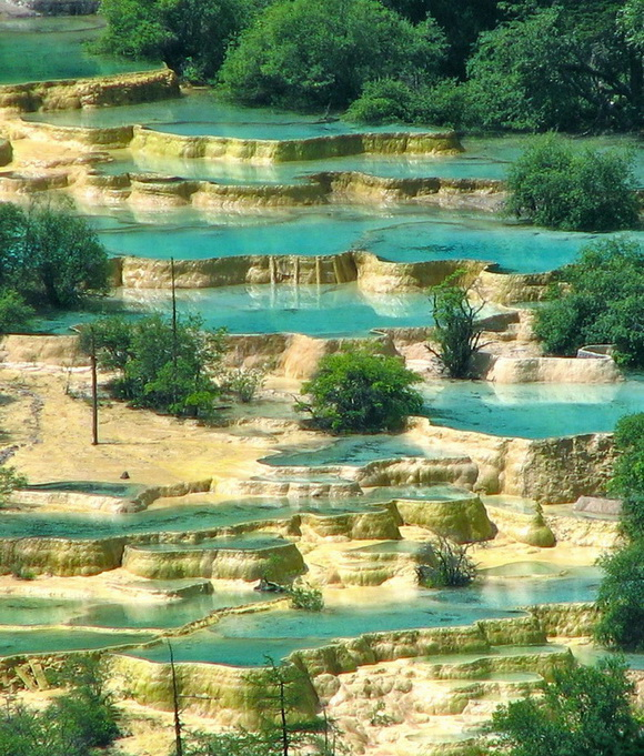 The terracotta warriors in china travelstravels for Piscinas naturales cantabria