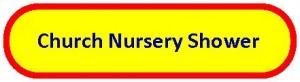 Church Nursery Shower, Church Nursery, Toy House, Jackson
