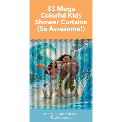 Medium Crop Of Kids Shower Curtains
