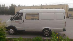 Тобольское пассажирское автотранспортное предприятие реализует ГАЗ-2705, 2009 г.в.