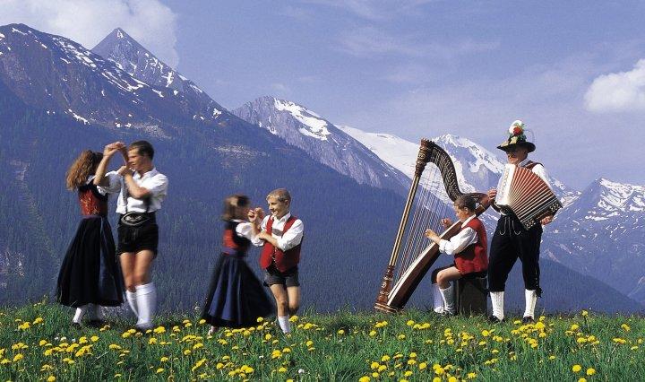 Austria Alpine Singers