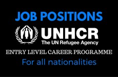 The Entry-level Humanitarian Professional Programme (EHP) is open ! – The point of entry into UNHCR