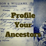Profile Your Ancestors