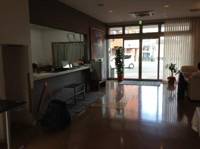 New Station Hotel, Isahaya, Nagasaki
