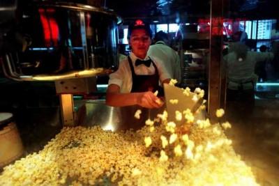 Popcorn ป๊อบคอร์นในโรงหนัง