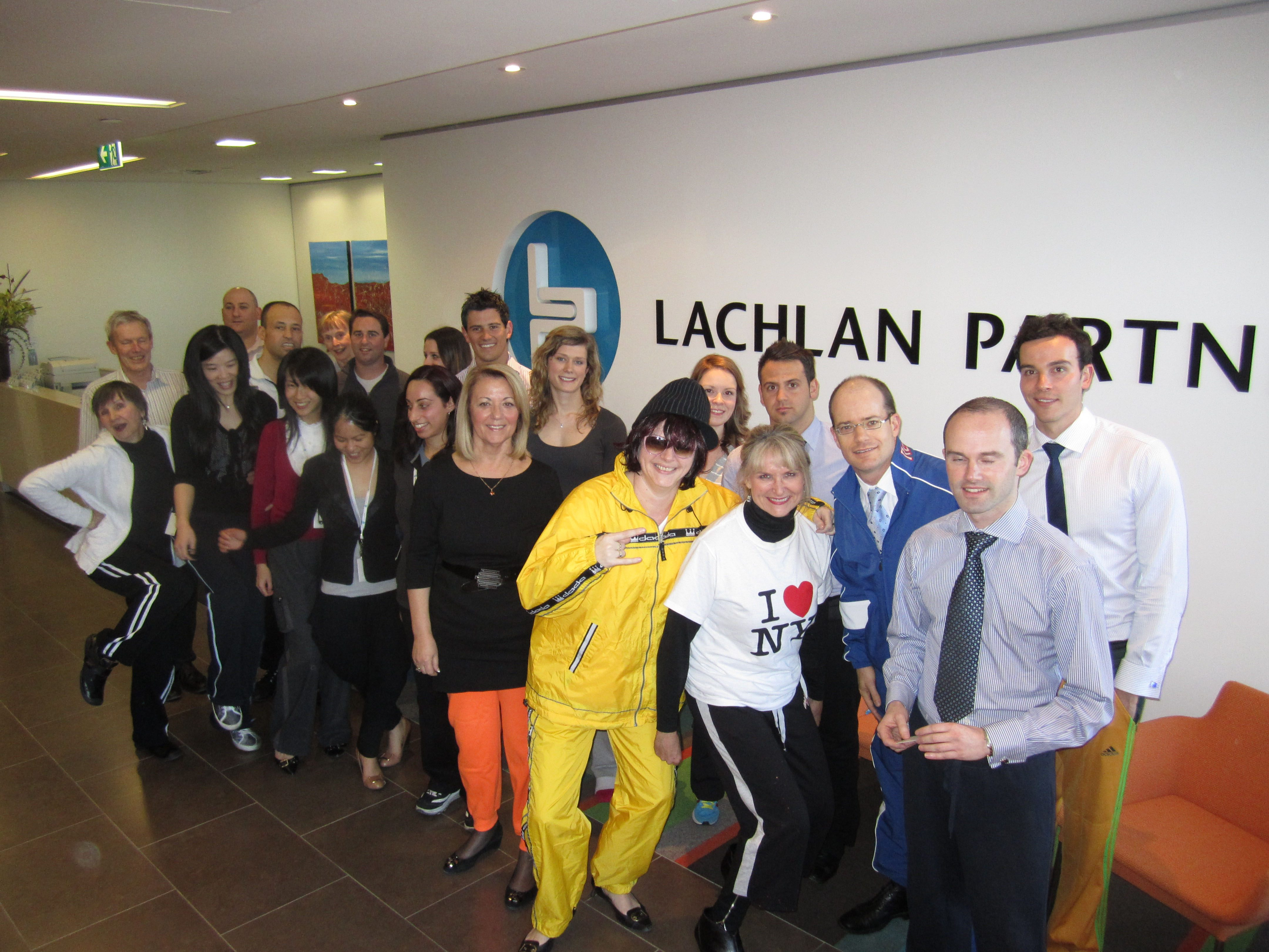 2011 Lachlan Partners Dacking Up