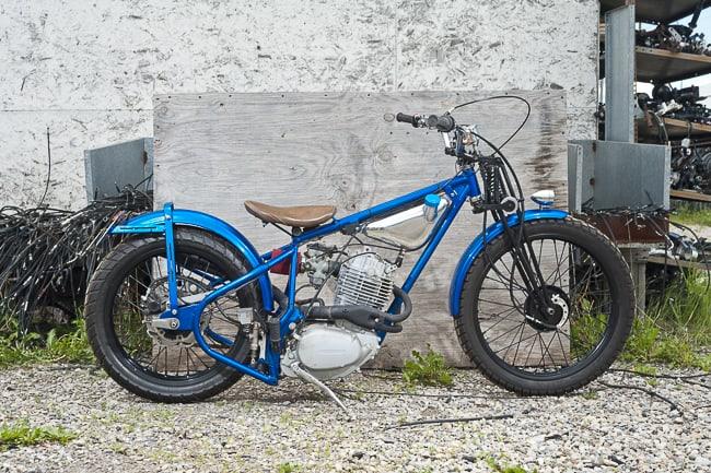 Honda Motorcycles Calgary >> TJ Cycle's Honda XR500